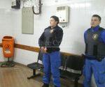 Policia Local Zarate Hospital