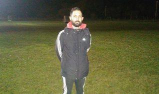 Hockey entrenador Nautico Arsenal