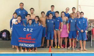 cnz natacion campeones