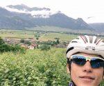 ciclismo Contte en Suiza