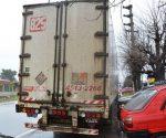 Camión robado