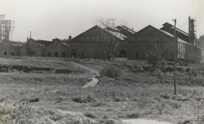 panoramica de la fábrica