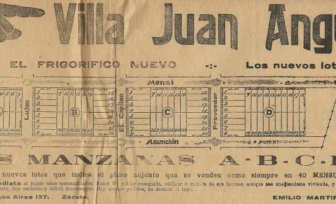 Villa Angus 1919
