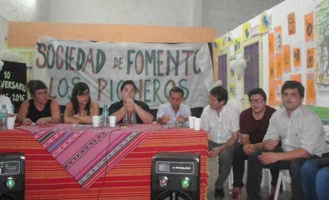 Soc. de Fomento Bo. Las Praderas