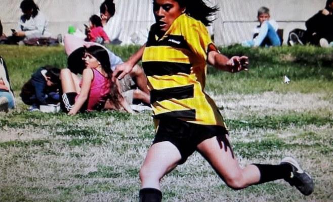 Fútbol Femenino: Ping pong de preguntas y respuestas con Gabriela Amicone, jugadora de Social Obrero