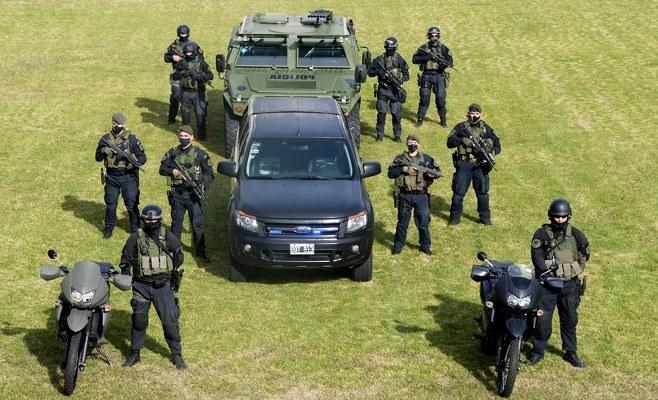 Crean una división especial de la Policía Federal para actuar como prevención en el AMBA