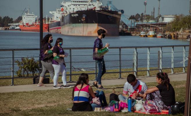 Por el Día de la Primavera, el Municipio de Campana realizó controles y una campaña de concientización